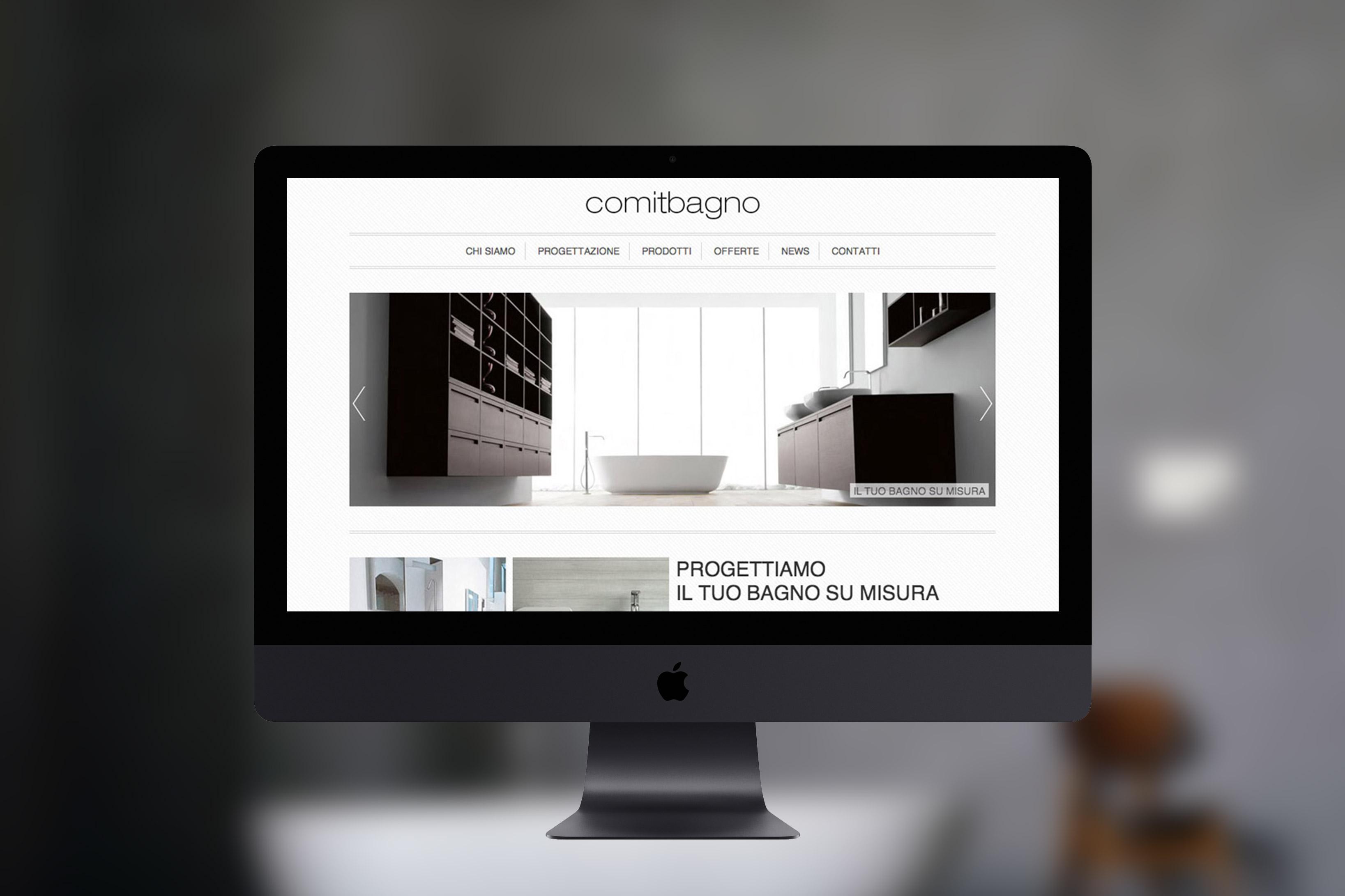 Creazione sito internet azienda arredamento