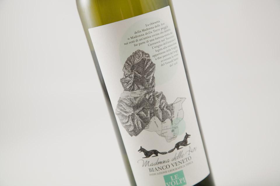 Grafica etichette per vino