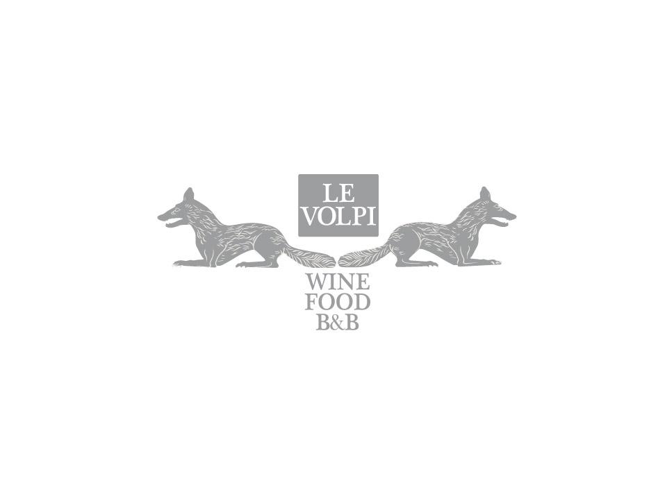 Creazione Logo e Immagine Coordinata Le Volpi