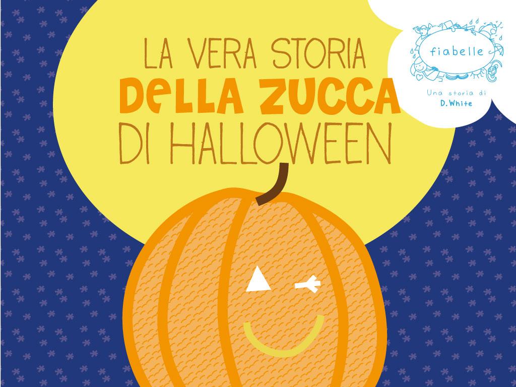 Le fiabelle la zucca di halloween for Zucca di halloween disegno