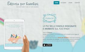 E-book per bambini: Le fiabelle