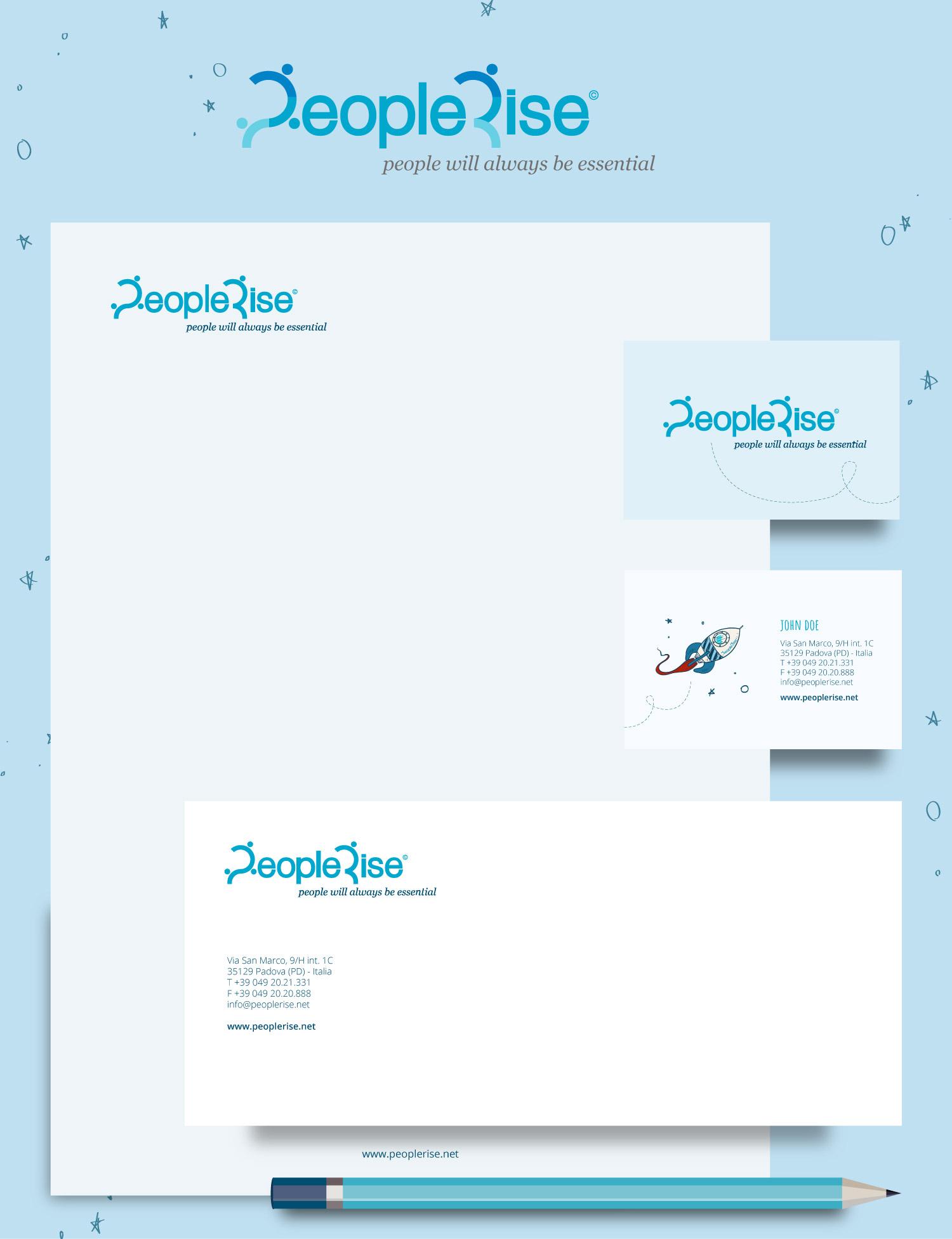 Creazione logo per azienda di consulenza