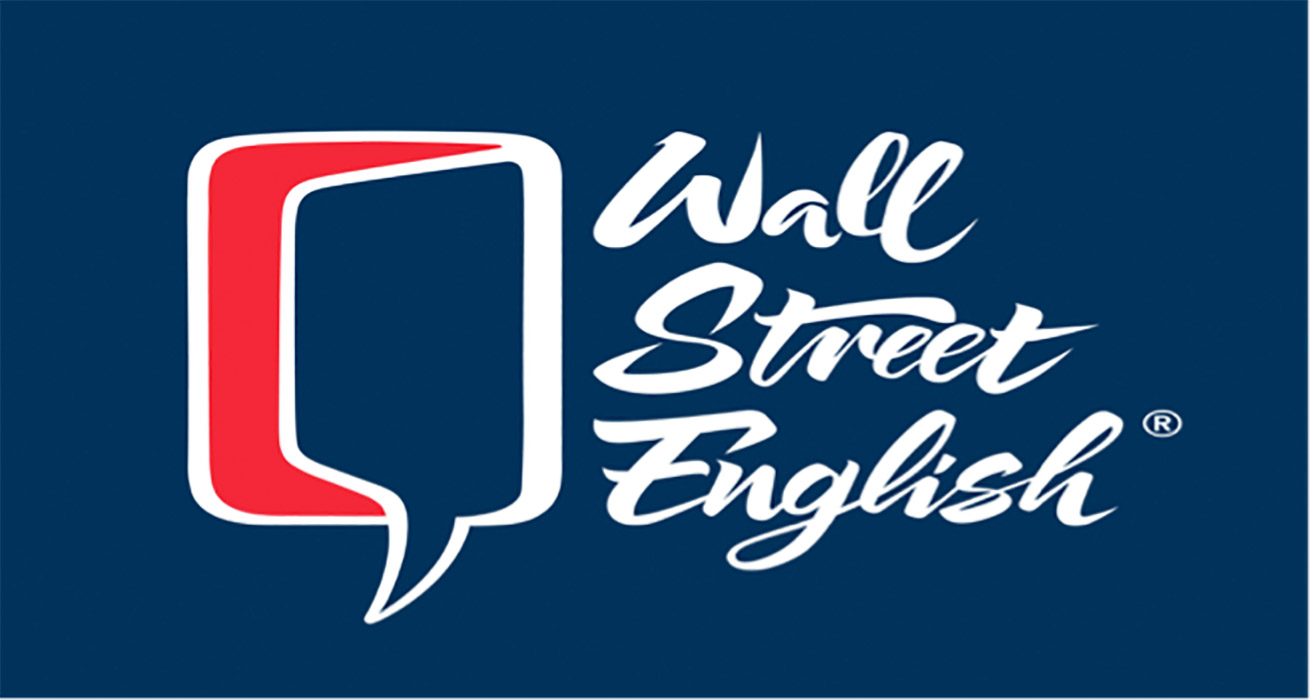 logo aziendale calligrafico - Wall Street English